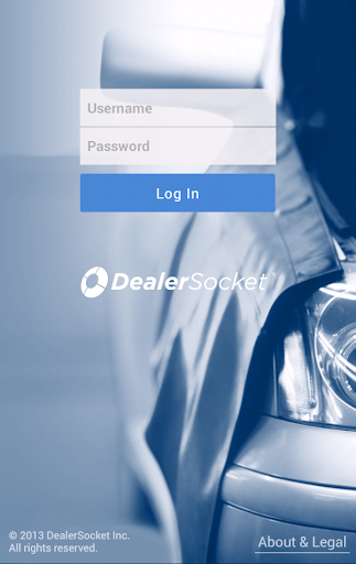 DealerSocket Service 1.3.5 screenshots 2