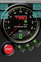 Screenshot of TRD Speedo Dynomaster Layout