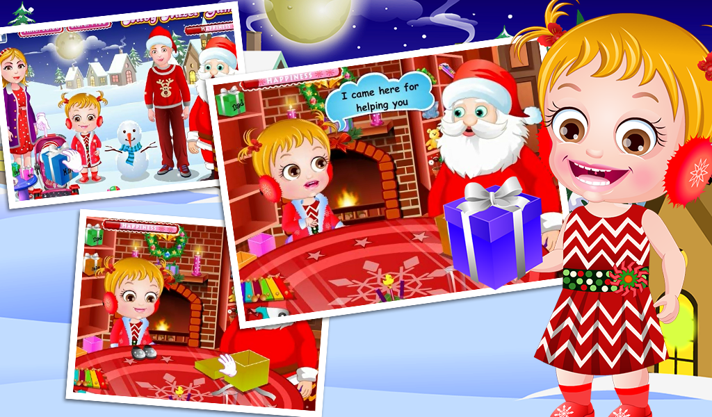Baby Hazel Christmas Dream- screenshot