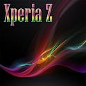 Xperia Z live Wall (Sony) logo