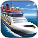 Cruise Ship 3D Simulator icon