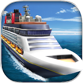 Cruise Ship 3D-Simulator icon