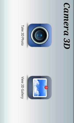 Camera 3D  screenshot