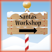 Santas Workshop Live Wallpaper