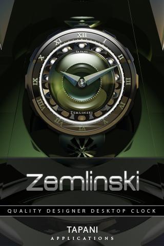 ZEMLINSKI 鬧鐘構件
