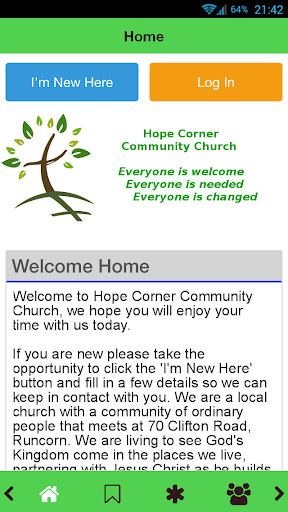 Hope Corner Church