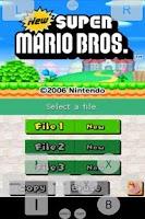 Screenshot of NDS PRO (NDS Emulator)