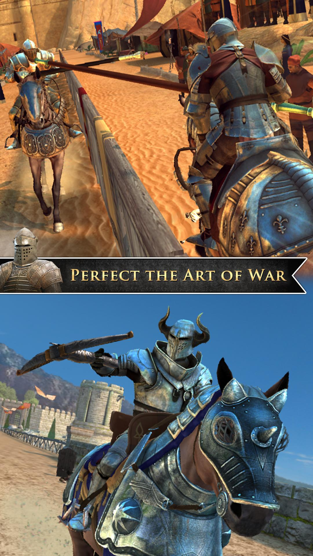 Rival Knights screenshot #2