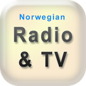 NRK Radio & TV streamer icon