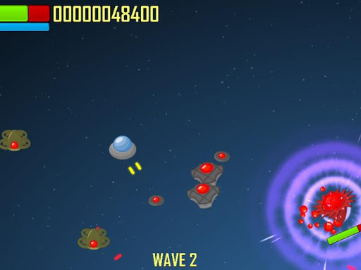 Space Game Shooter