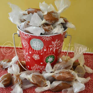 Homemade Caramels -You'll be spoiled!.