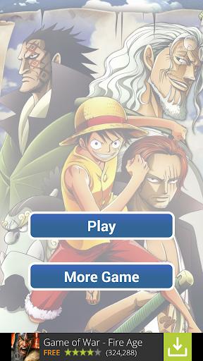 Manga Hot Puzzle