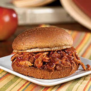 Easy Pulled Pork Sandwiches.