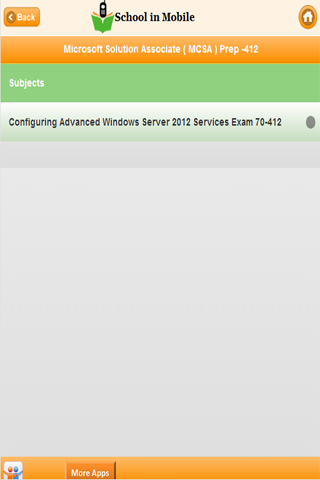 Windows Server 2012 Exam70-412 - screenshot