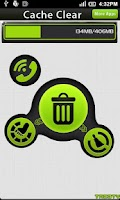 Screenshot of Cache Clear -Auto Clean-