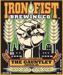 Logo of Iron Fist Gauntlet