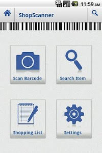 ShopScanner screenshot 0