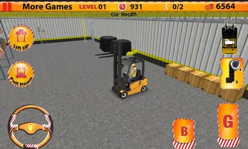 Extreme Forklift Challenge 3D 1.4 screenshots 2