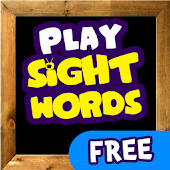 Sight Words - Play Word Bingo