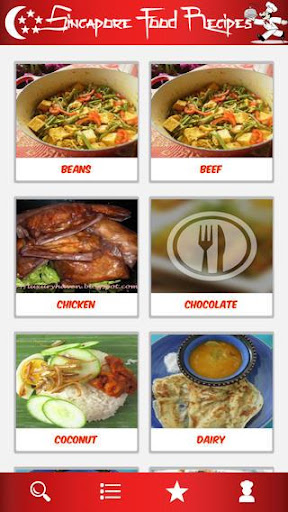 Singaporean Food Recipes