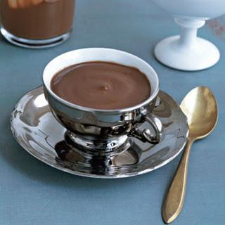 Chocolate Pots.