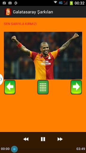 【免費音樂App】Galatasaray Şarkı ve Marşları-APP點子
