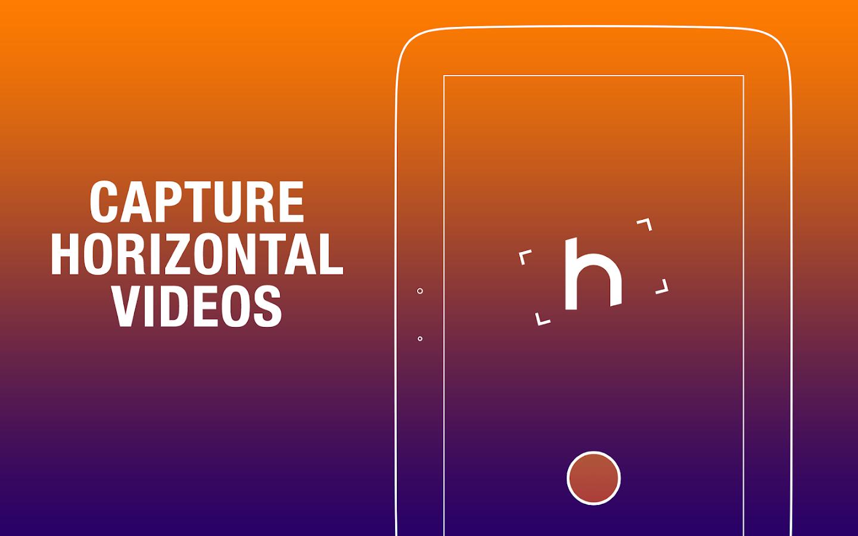 Horizon Camera- tangkapan layar