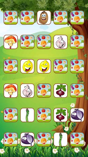 玩免費解謎APP|下載果物野菜メモリ app不用錢|硬是要APP