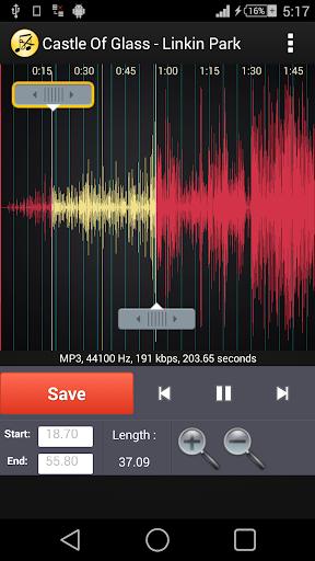 Mp3 Cutter/ Ringtone Maker|玩音樂App免費|玩APPs