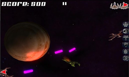 Afterburn: 3D space shooter- screenshot thumbnail