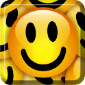 Smiley Live Wallpaper icon