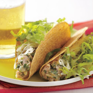 Tacos with Tangy Cilantro Chicken