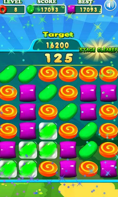 CANDY 3D STAR - screenshot
