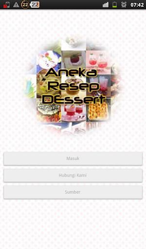 Resep Dessert Mudah Praktis