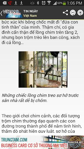 【免費新聞App】Viet Bao Online-APP點子