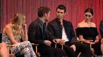 The Originals: PaleyFest Panel 2014