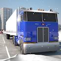 Trucker 3D Alaska Winter Roads icon