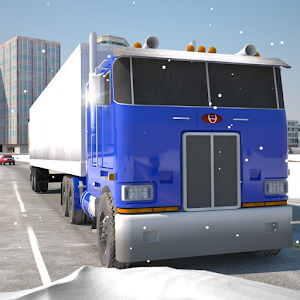 Trucker 3D Alaska Winter Roads for PC and MAC