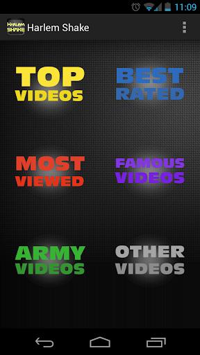 Harlem Shake Videos- NO ADS