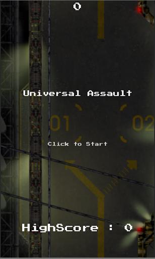 【免費動作App】Universal Assault-APP點子