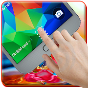 Fingerprint Lock Screen- Prank