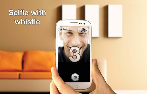 Whistle Camera - Selfie More