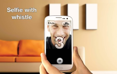 Whistle Camera - Selfie & More Screenshot