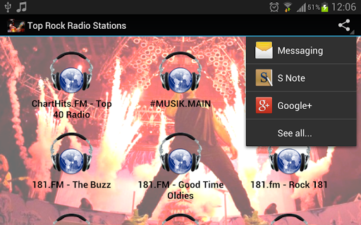 Top Rock Radio Stations Apk Download 10