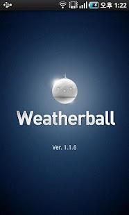 웨더볼(Weatherball) - screenshot thumbnail