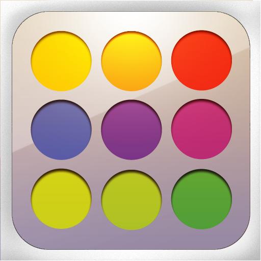 色彩的英雄享受和思考 LOGO-APP點子