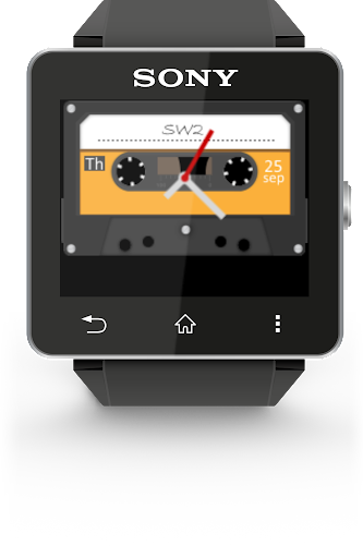 Cassette WatchFaces SW2