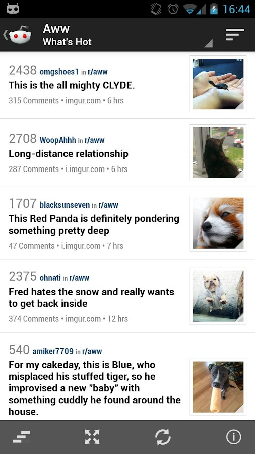 Reddit News Free - screenshot