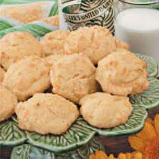 Carrot Cookies.