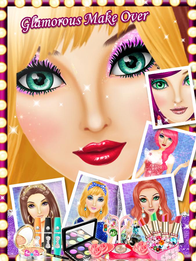 My makeup salon 2 game